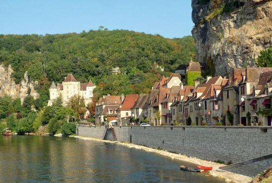 Vakantiehuis in Saint-Clair, Dordogne-Limousin - La Roque-Gageac
