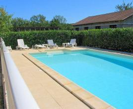 Holiday house in Saint-Martin-le-Redon with pool, in Dordogne-Limousin.
