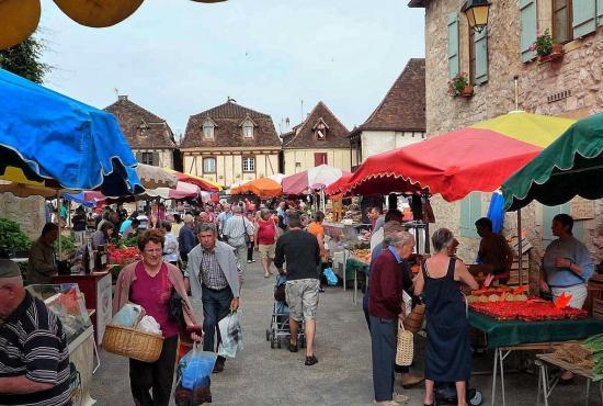 Location de vacances en Bétaille, Dordogne-Limousin - Bretenoux