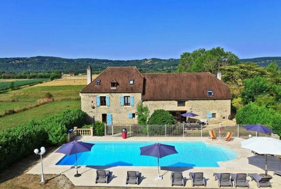 Holiday house in Bétaille, Dordogne-Limousin -
