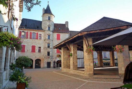 Vakantiehuis in Bétaille, Dordogne-Limousin - Martel