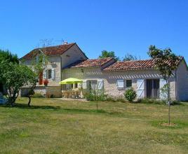 Ferienhaus in Lalbenque, in Dordogne-Limousin.
