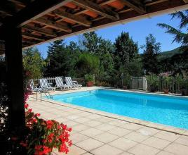 Casa vacanze con piscina in Tour-de-Faure, in Dordogne-Limousin.