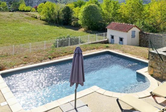 Vakantiehuis in Tour-de-Faure, Dordogne-Limousin -
