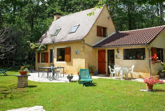 Holiday house in Gourdon, Dordogne-Limousin -