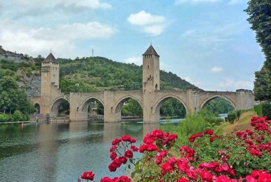 Vakantiehuis in La Graville Haute, Dordogne-Limousin - Cahors