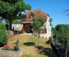 Vakantiehuis in La Graville Haute, in Dordogne-Limousin.