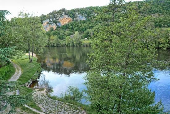 Vakantiehuis in La Graville Haute, Dordogne-Limousin - Lot