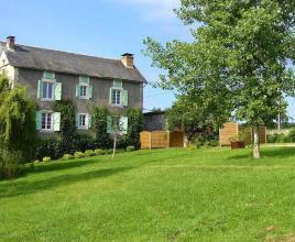 Holiday house in Salviac with pool, in Dordogne-Limousin.