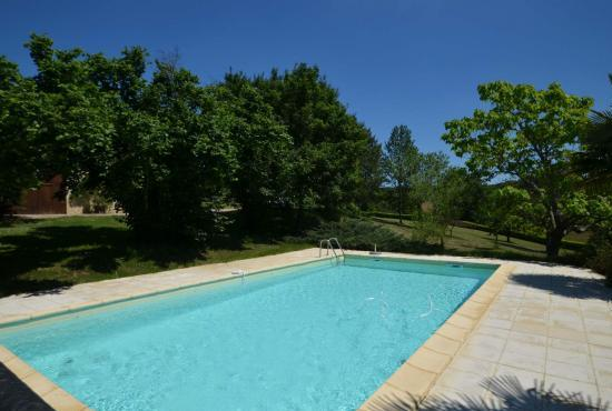 Holiday house in Thédirac, Dordogne-Limousin -