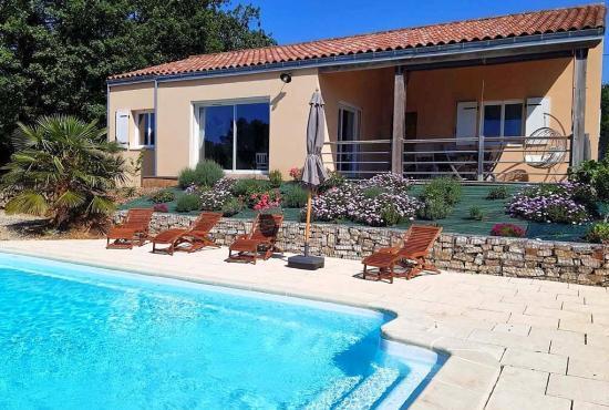Casa vacanza in Salviac, Dordogne-Limousin -