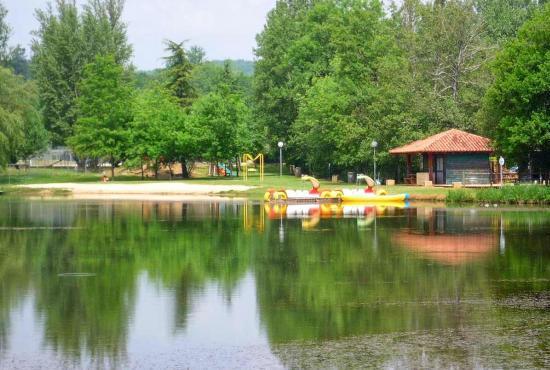 Vakantiehuis in Salviac, Dordogne-Limousin - Recreatiemeertje Cazals