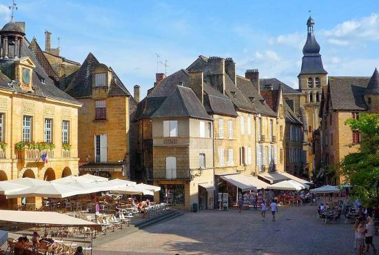 Vakantiehuis in Salviac, Dordogne-Limousin - Sarlat