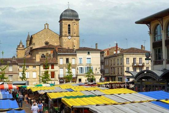 Holiday house in Beaugas, Aquitaine - Marmande