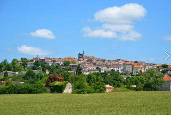 Holiday house in Beaugas, Aquitaine - Monflanquin