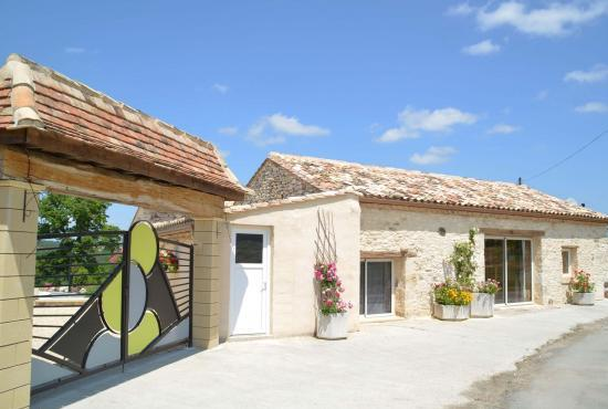 Holiday house in Paulhiac, Aquitaine -