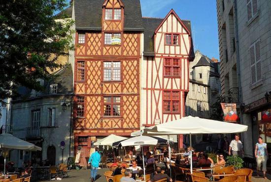 Location de vacances en Longué, Pays de la Loire - Saumur