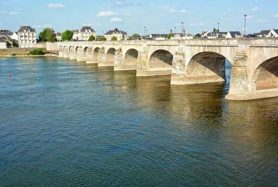 Holiday house in Gennes, Pays de la Loire - Loire