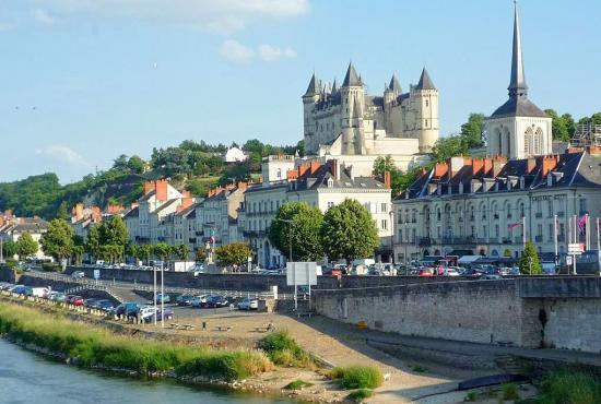 Holiday house in Gennes, Pays de la Loire - Saumur