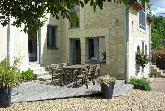 Holiday house in Gennes, Pays de la Loire -