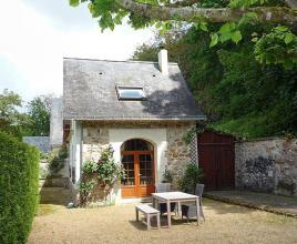 Holiday house in Gennes, in Pays de la Loire.