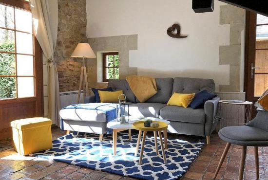 Casa vacanza in Gennes, Pays de la Loire -