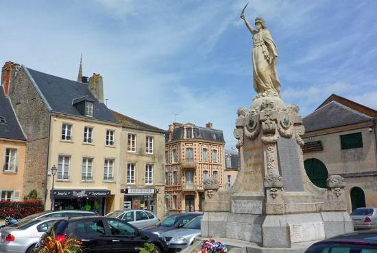 Casa vacanza in Amfreville, Normandie - Carentan