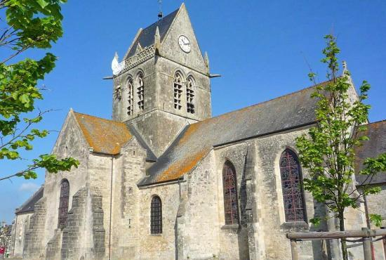 Casa vacanza in Amfreville, Normandie - Sainte-Mère-Eglise