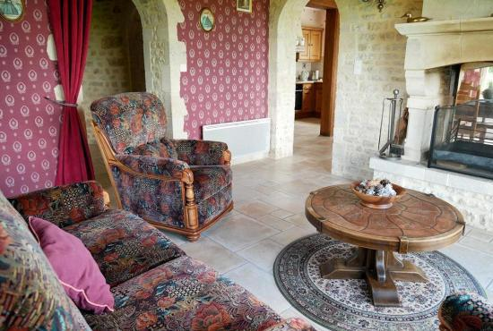 Vakantiehuis in Liesville-sur-Douve, Normandië -