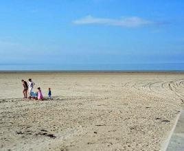 Casa vacanze al mare in Denneville-Plage, in Normandie.