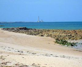 Casa vacanze al mare in Montfarville, in Normandie.