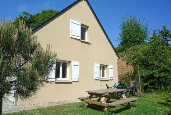 Holiday house in Omonville-la-Rogue, Normandy -