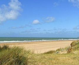 Casa vacanze al mare in Portbail, in Normandie.