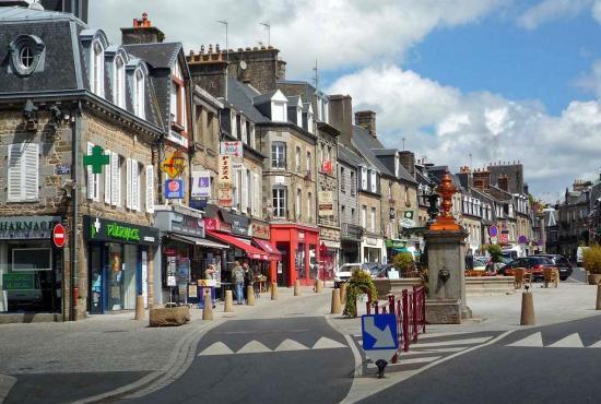 Vakantiehuis in Hauteville-sur-Mer, Normandië - Villedieu-les-Poêles