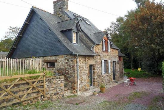Holiday house in Dragey-Ronthon, Normandy -