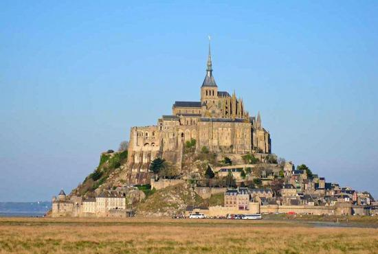 Ferienhaus in  Dragey-Ronthon, Normandie - Mont-Saint-Michel