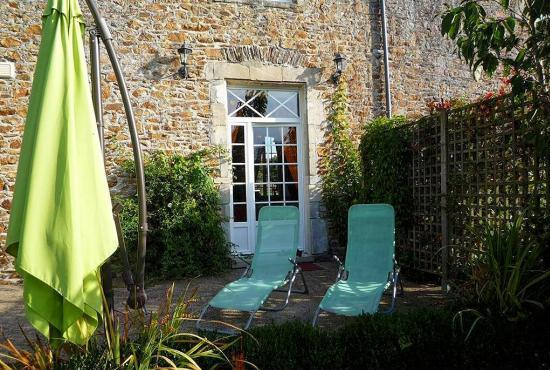 Holiday house in Périers, Normandy -
