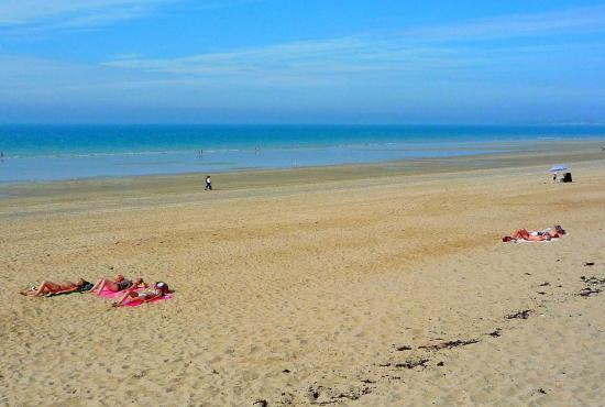 Holiday house in Denneville-Plage, Normandy - Beach at 200 m
