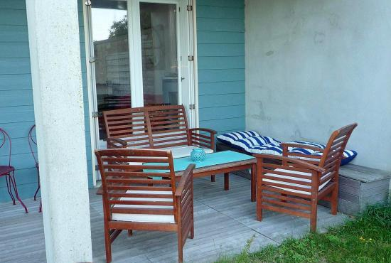 Holiday house in Denneville-Plage, Normandy -