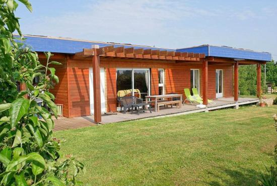Holiday house in Montfarville, Normandy -