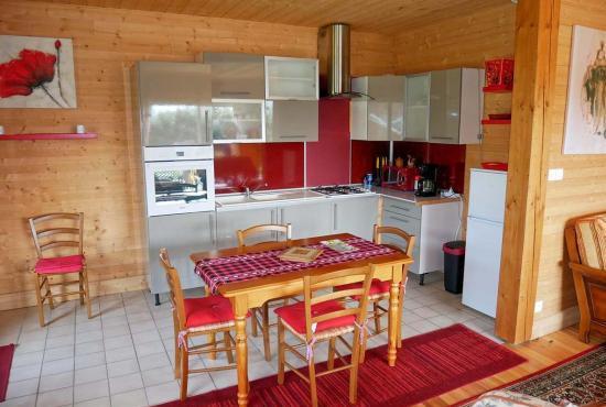Ferienhaus in  Montfarville, Normandie -