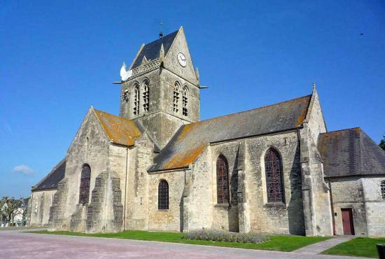 Location de vacances en Montfarville, Normandie - Sainte-Mère-Eglise