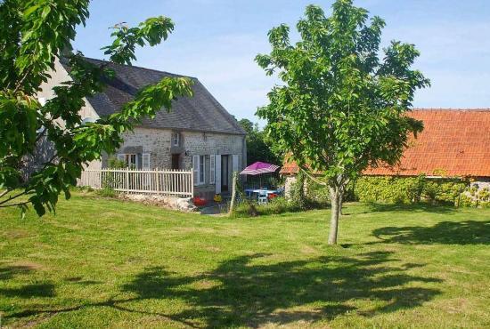 Ferienhaus in  Crasville, Normandie -