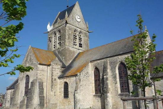 Ferienhaus in  Crasville, Normandie - Sainte-Mère-Eglise