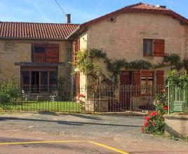 Vakantiehuis in Courcelles-sur-Blaise, in Bourgogne.
