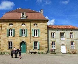 Holiday house in Lisle-en-Rigault, in Lorraine.