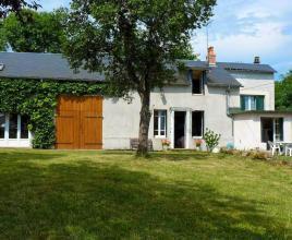 Vakantiehuis in Moux-en-Morvan, in Bourgogne.