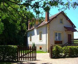 Vakantiehuis in Héry, in Bourgogne.