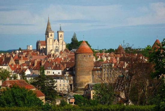Location de vacances en Héry, Bourgogne - Semur-en-Auxois