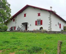 Ferienhaus in Saint-Esteben, in Aquitanien.